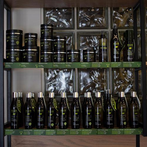 kapper steven hairborist producten
